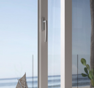pvc lift and slide french windows